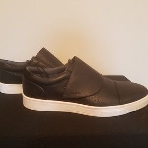 Calvin Klein Casual Shoes with side closure.